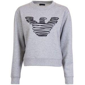 Emporio Armani sweatshirt size IT 52 = L